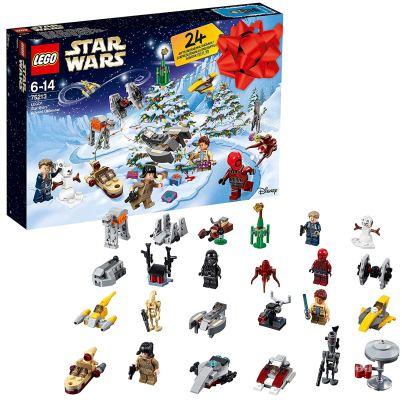 CALENDARIO LEGO STAR WARS