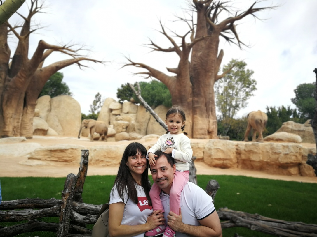 Un día de 10 en Bioparc Valencia